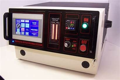 Induction Magnetic Heating System Portable Hyperthermia Systems