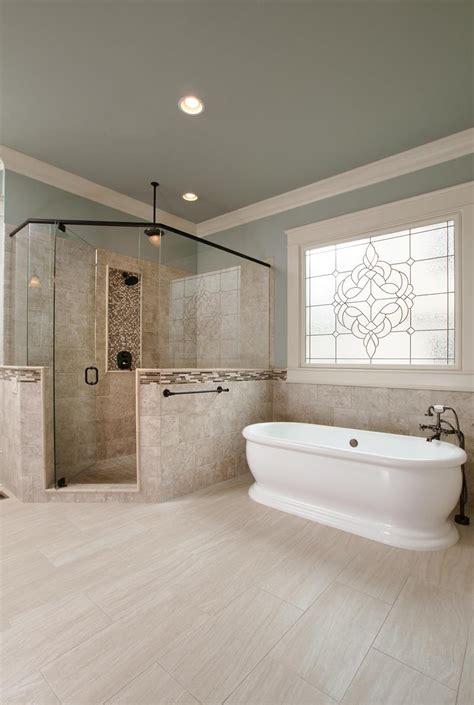 luxury master bathrooms  soaking tubs