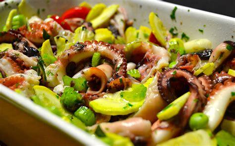 polpo insalata sedano insalata di polpo cucina con rob per adorable belluno