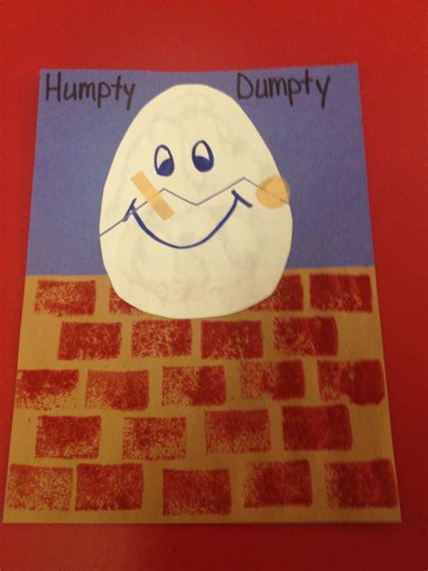 humpty dumpty craft school nursery rhymes 489 | a42d40d470aa428bf81ad39a387b1097