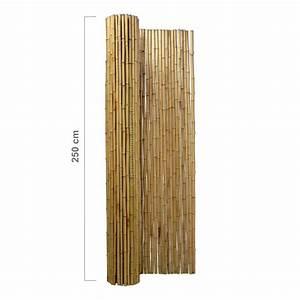 Granitsäule 250 Cm : bamboemat op rol 250 x 250 cm ~ Frokenaadalensverden.com Haus und Dekorationen