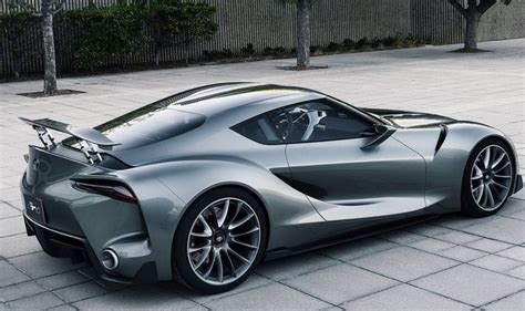 2019 Toyota Supra Redesign 2018carco