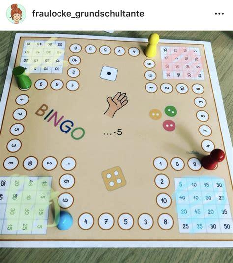 Einmaleins bingo zum ausdrucken : Einmaleins spielerisch üben - 3er, 4er, 8er - Frau Locke