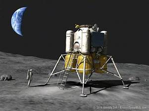 Russia Enters New Space Race, Revealing Their Manned Lunar ...