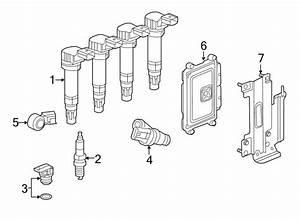 Chevrolet Spark Engine Crankshaft Position Sensor
