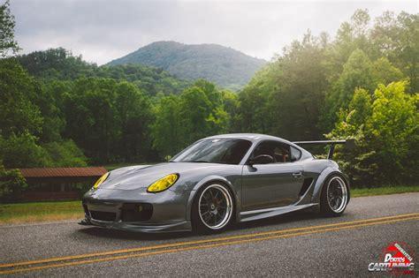 Cayman Porsche Tuning by Low Porsche Cayman 187 Cartuning Best Car Tuning Photos