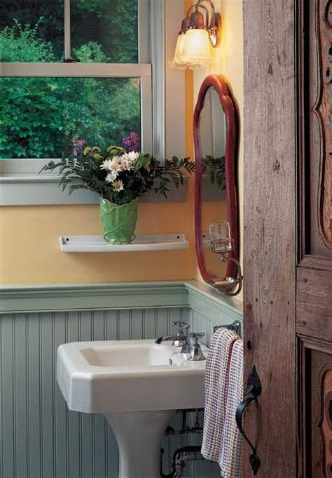 Country Wainscoting Ideas by 6 Ideas For Country Wainscots House