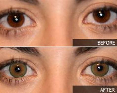green color contacts green contacts for brown stylewile