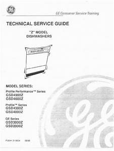 Wiring Diagram For Ge Washer