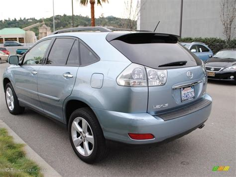 metallic lexus 2008 breakwater blue metallic lexus rx 350 26881958 photo