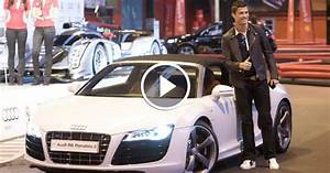 Footballer's cars: The supercar collection of Cristiano ...
