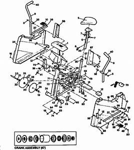 proform proform 760 exercise bike parts model pf760031 With exercise bike diagram