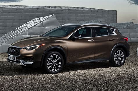2017 Infiniti Qx30 First Look Review Motor Trend