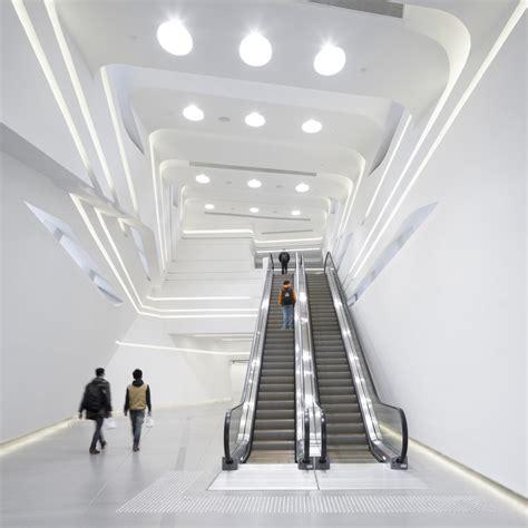 jockey club innovation tower zaha hadid architects
