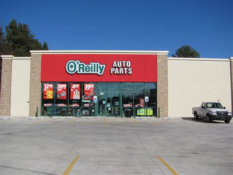 O'reilly Auto Parts In Fort Atkinson, Wi 53538