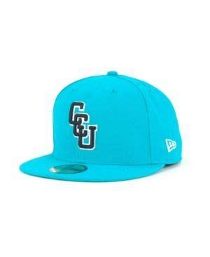 New Era Coastal Carolina Chanticleers 59FIFTY Cap - Blue 7 ...