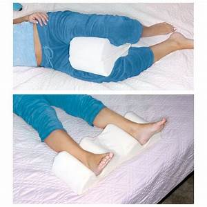 leg wedge pillow memory foam contour leg pillow that With between the knees pillow for sleeping