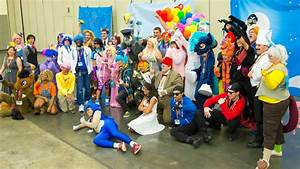 BronyCon 2015 - Cosplayers by joeyh3 on DeviantArt