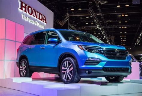 Maybe you would like to learn more about one of these? New 2022 Honda Pilot Release Date, Color Options, Change ...