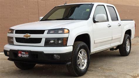 2011 Chevrolet Colorado Lt 4wd