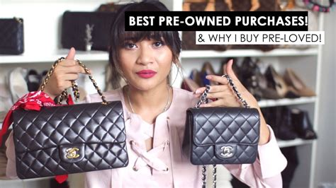 Best Preowned Luxury Purchases & Why I Buy Secondhand