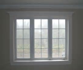 Interior Window Trim Molding