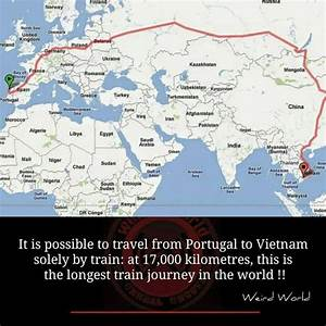 Portugal is the Starting Point to the Longest Train Ride ...