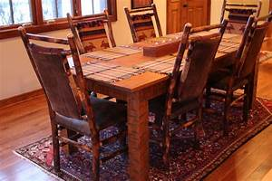 adirondack lodge style remodel mount vernon barn company With lodge style coffee tables