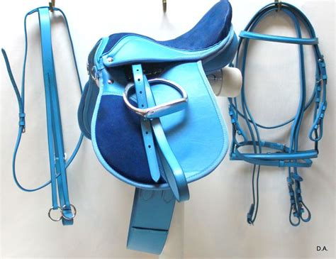 horse saddle tack english baby equine riding leather cute pink stuff suede piece saddles western horses bridle google sets teal