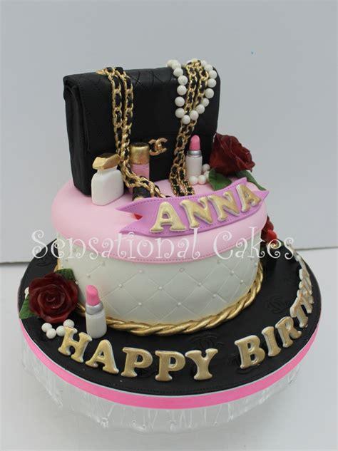 sensational cakes chanel bag  cake singaporeblack