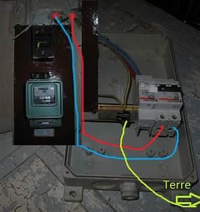 Compteur Divisionnaire électrique : brancher compteur divisionnaire forum electricit ~ Melissatoandfro.com Idées de Décoration