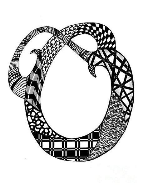 zentangle letter y monogram drawing zentangle alpha zentangle letter o monogram in black and white by nan 87671