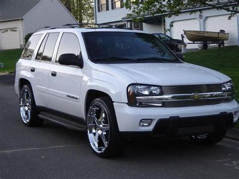 Atrott24 2003 Chevrolet Trailblazer Specs, Photos