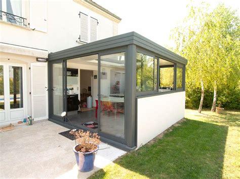 cuisine avec veranda véranda cuisine à ciel ouvert