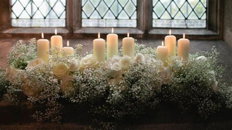 Country Church Wedding Decorations