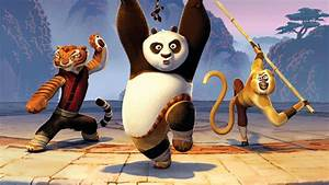 Kung Fu Tigress Panda Monkey Wallpapers | HD Wallpapers ...