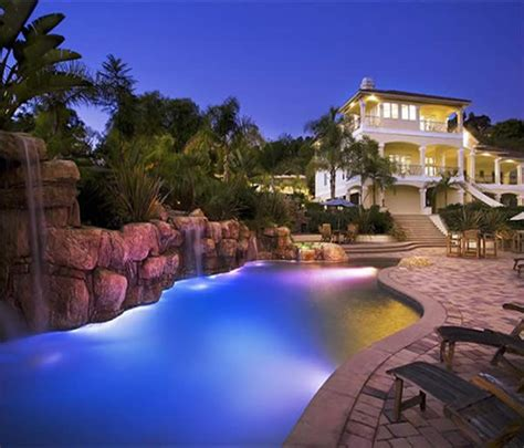 outdoor pool lighting how to prepare your home for a summertime pool party