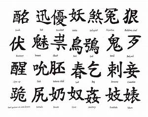 Chinese Signs 0511 | Chinese Signs | Home | Tattoo Designs