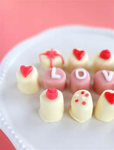 DIY Marshmallow Petit Fours for Valentines Day - Say Yes