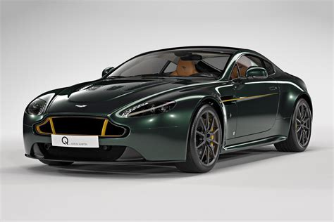 "Aston Martin V12 Vantage S ""spitfire 80"" Hypebeast"
