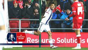 Bristol City 0-1 West Brom (Replay) Emirates FA Cup 2015 ...