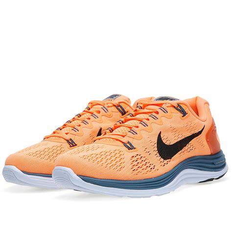 Nike Lunarglide 5 Automic Orange stort udsalg hos endclothing