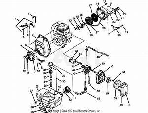 Poulan Pp200 Gas Trimmer Parts Diagram For Exterior Power Unit