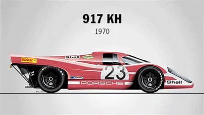 Porsche Mans Le Cars Cool Race Winning