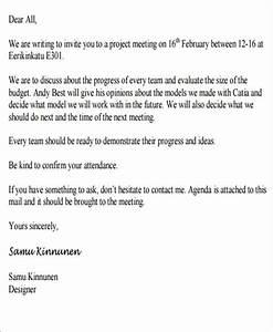 60 meeting invitation templates free premium templates for Meeting invite email template