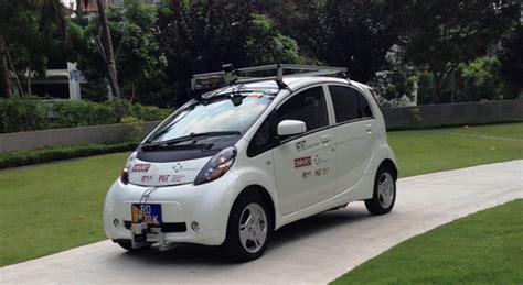 Trend Der Zukunft by Fahrerlose Taxis In Singapur Stadt Geplant