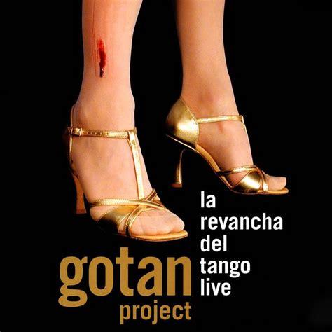 baixar gotan projeto la revancha del tango cd