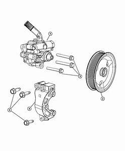 2012 Dodge Durango Pump  Remanufactured  Power Steering