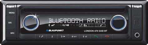 autoradio mit dab blaupunkt 1 din autoradio mit cd player bluetooth usb und mikrofon 187 470 dab bt 171