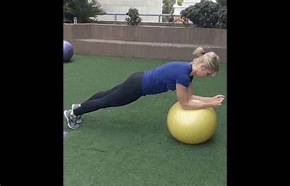 Ball Stability Exercises Exercise Giphy Core Gifs